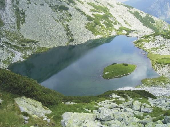retezat lac