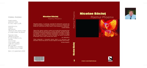 Coperta_Poemul, Nicolae Baciut, Dacia