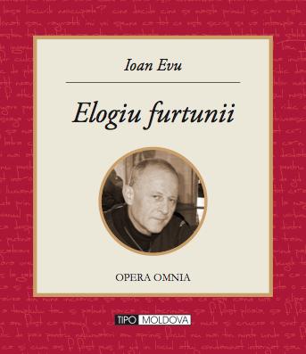 IOAN EVU - ELOGIU FURTUNII COPERTA