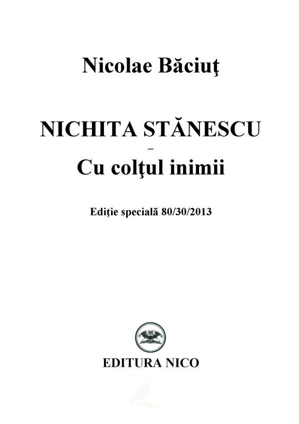 Nichita NB