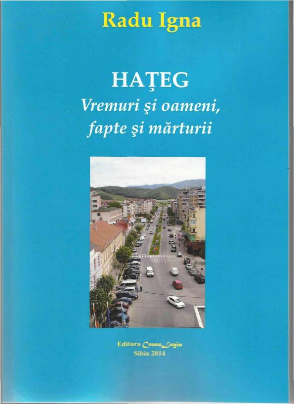 Hateg book 1