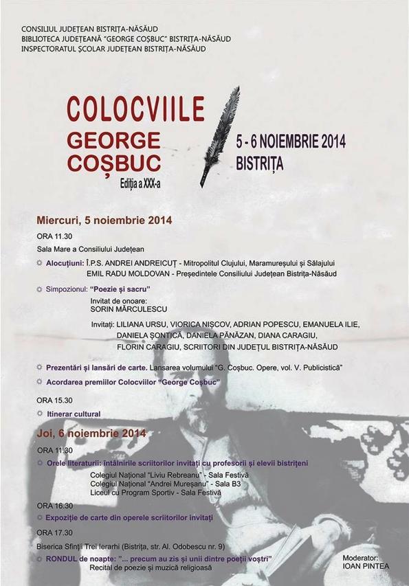 COLOCVIILE Cosbuc