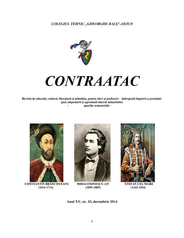 Contraatac 10001