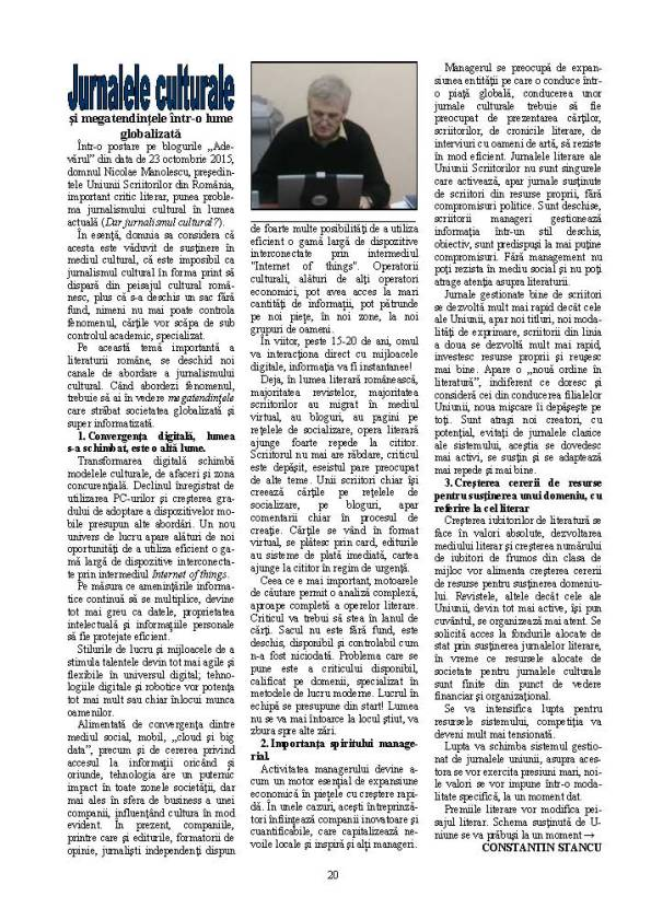 Pages from Vatra veche 11, 2015, BT_Page_1