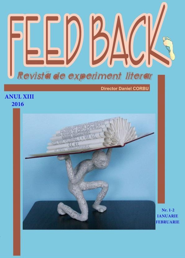 Revista Feed Back 1-2 2016-1