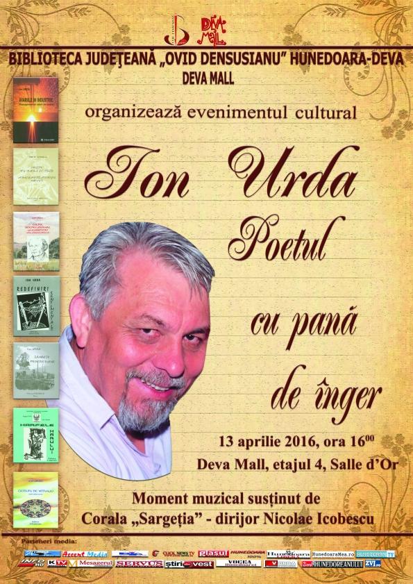 Afis Ion Urda 2016